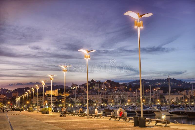 Puerto de Spezia del La, Cinque Terre, Italia imágenes de archivo libres de regalías