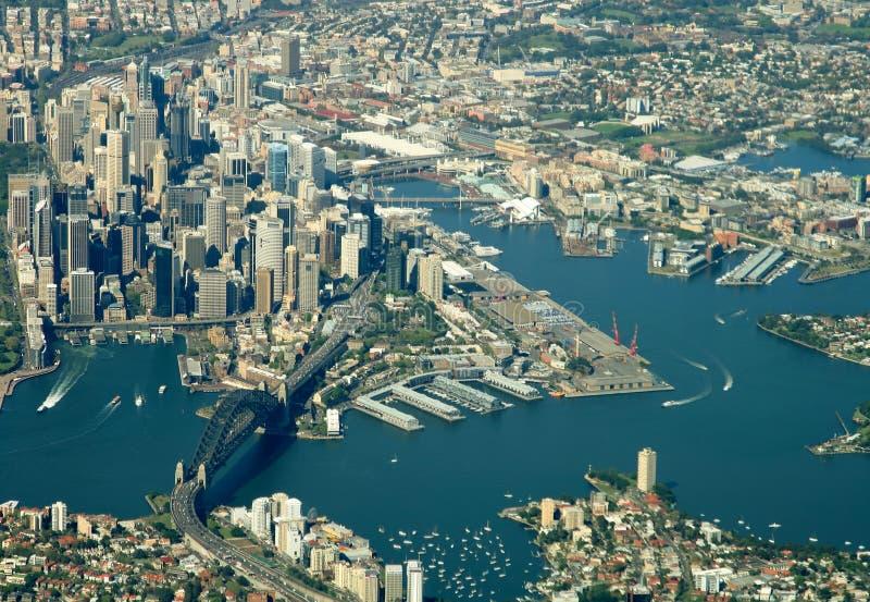 Download Puerto de Sydney imagen de archivo. Imagen de sydney, área - 1292773