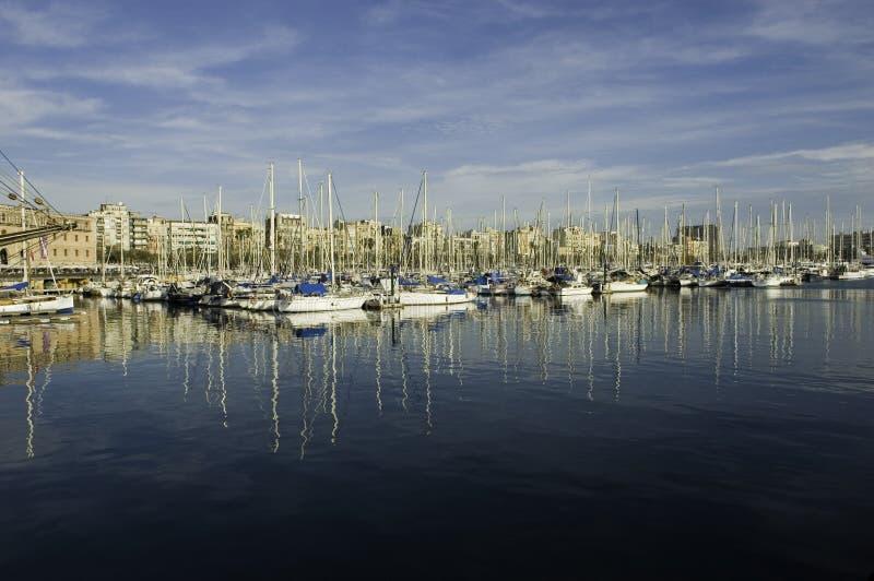 Marina Seaport fotos de archivo libres de regalías