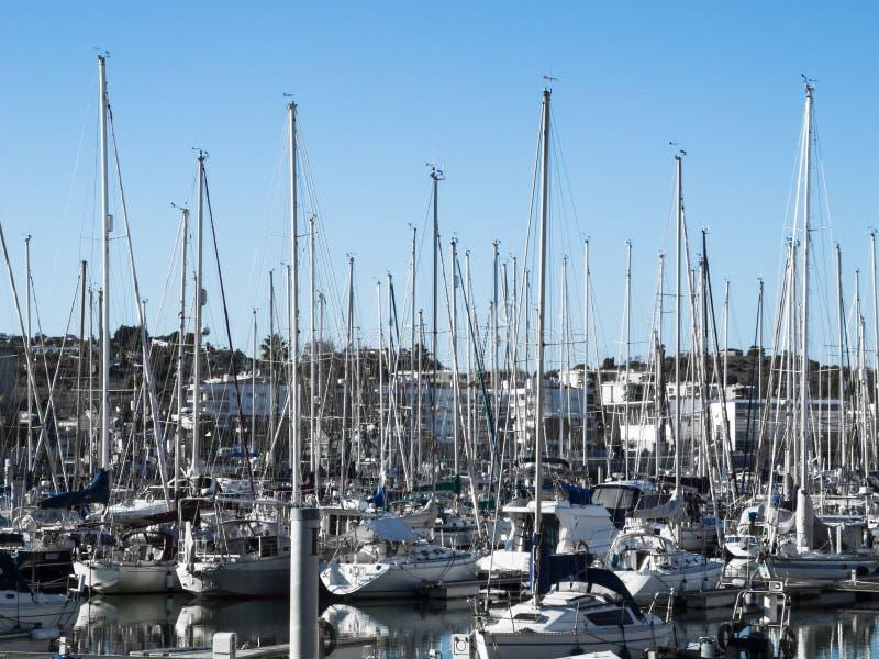 Puerto en Lagos Portugal imagen de archivo