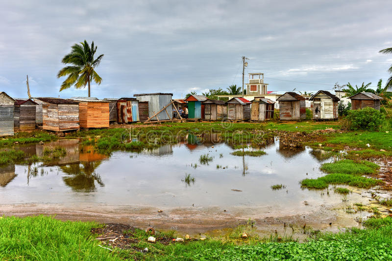 Puerto Esperanza, Cuba royalty free stock photography