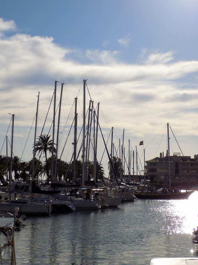 Download Puerto Europa obraz stock. Obraz złożonej z most, morze - 106921187