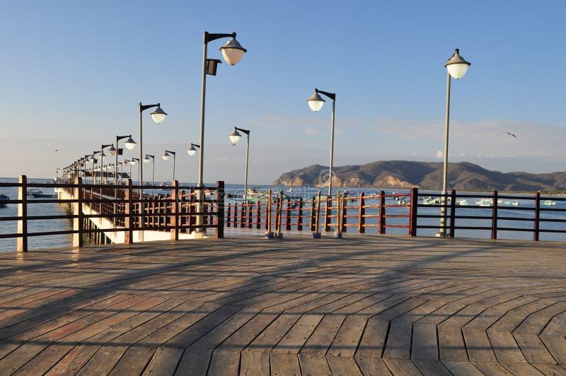 Puerto López imagenes de archivo
