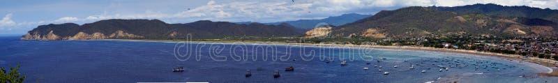 Puerto Lopez bay