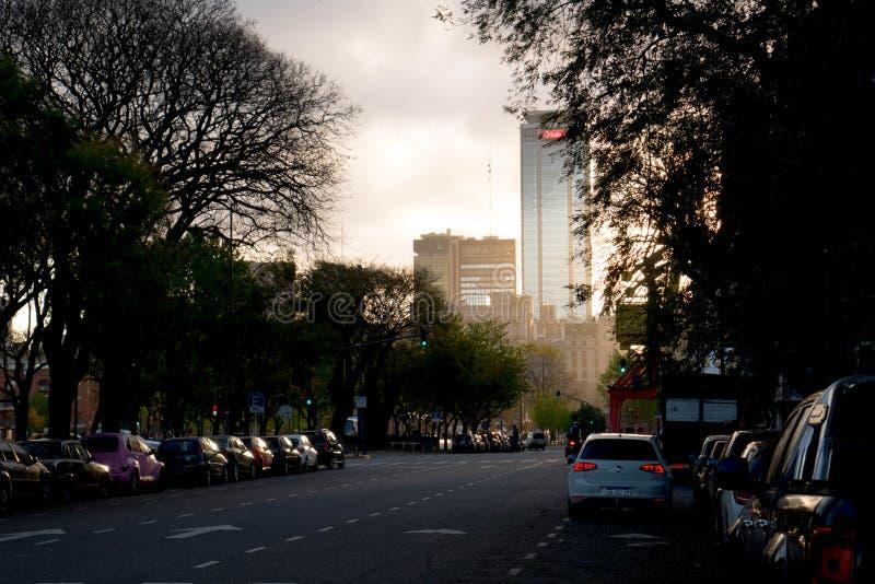 Puerto Madero, Buenos Aires imagem de stock