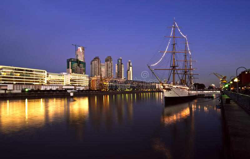 Download Puerto Madero, Buenos Aires, Argentina Stock Photo - Image: 32133012