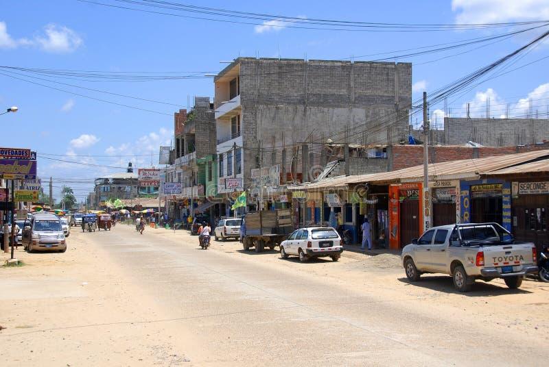 Puerto Maldonado fotografia stock