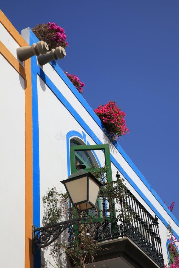 Download Puerto Mogan stock image. Image of port, grand, spot - 34162441