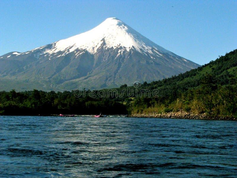 Puerto Montt,智利 免版税库存图片
