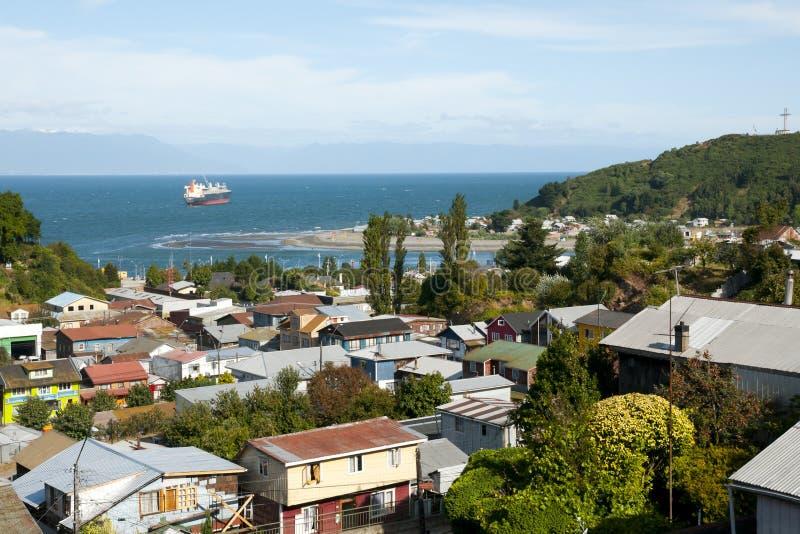Puerto Montt - Χιλή στοκ εικόνες με δικαίωμα ελεύθερης χρήσης