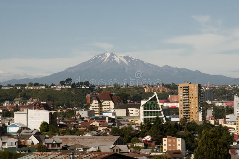 Puerto Montt - Χιλή στοκ φωτογραφίες με δικαίωμα ελεύθερης χρήσης