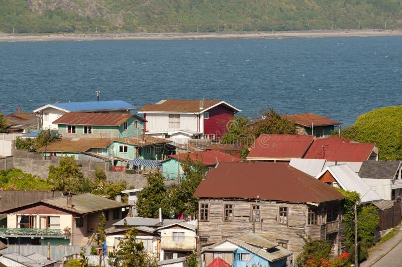 Puerto Montt - Χιλή στοκ εικόνα με δικαίωμα ελεύθερης χρήσης