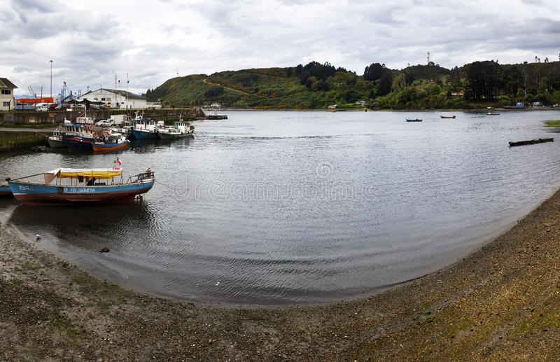 Puerto Montt стоковое изображение