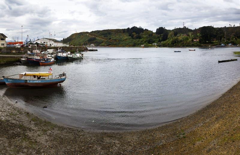 Puerto Montt imagem de stock
