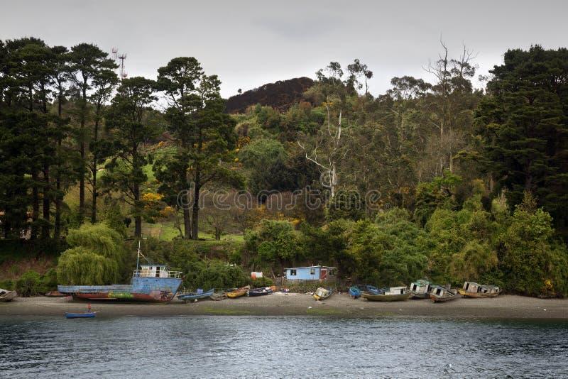 Puerto Montt photo libre de droits