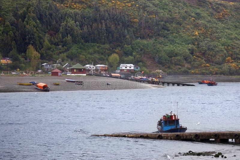 Puerto Montt imagen de archivo libre de regalías