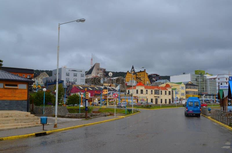 Puerto Montt, Chiie fotografia stock