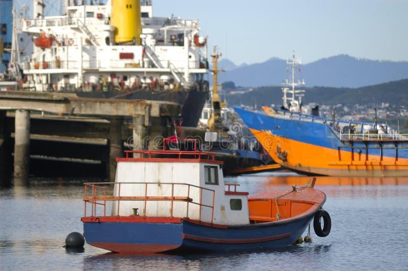 Puerto Montt, Chili stock foto's