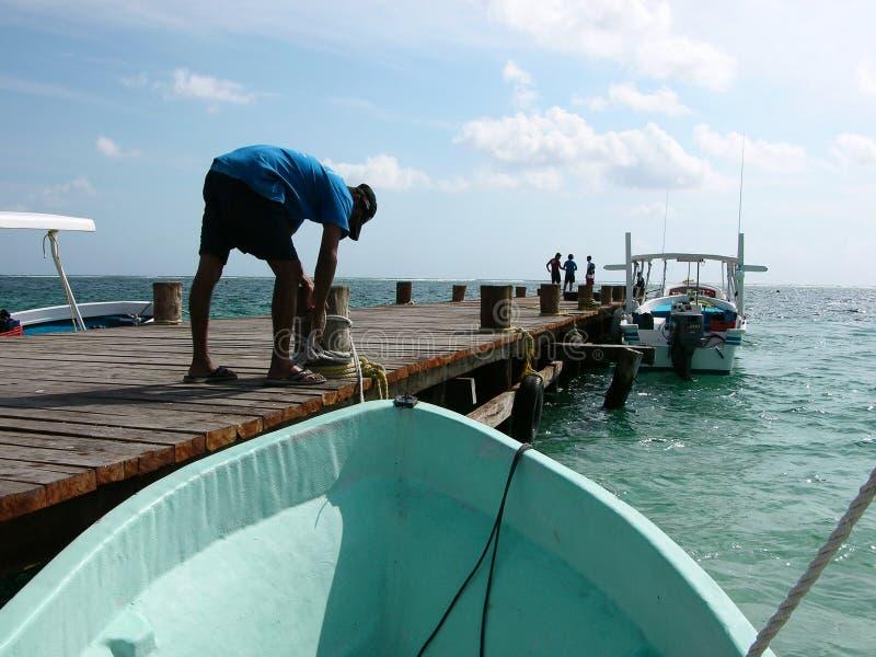 Puerto Morelos, Quintana Roo, México, 02 imagen de archivo