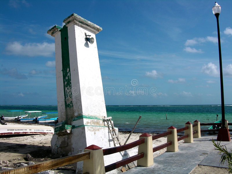 Puerto Morelos, Quintana Roo, Mexico, 01 royalty free stock photo
