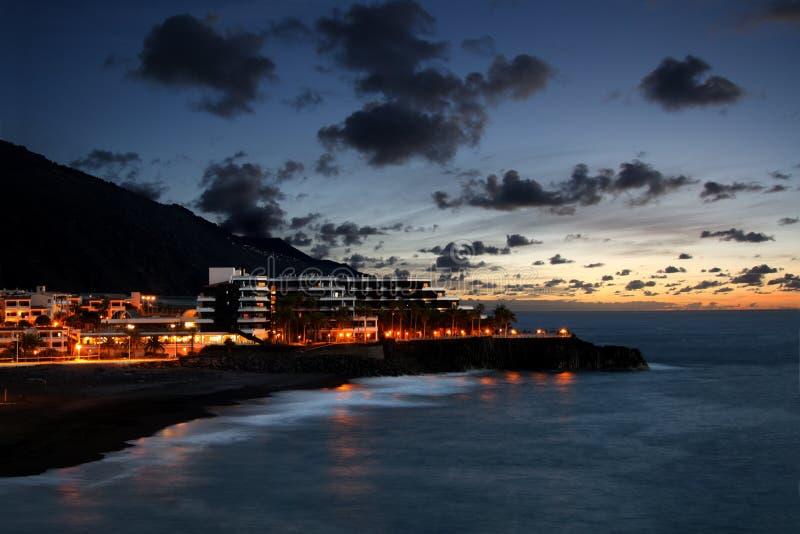 Puerto Naos, La Palma stock photos