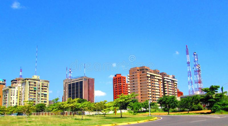 Puerto Ordaz royalty free stock images