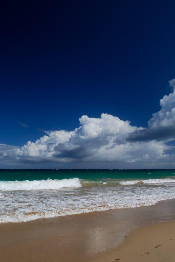puerto plażowy piękny rico obrazy royalty free