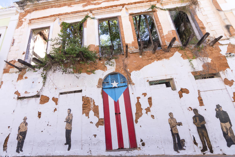 Puerto Rican culture royalty free stock image