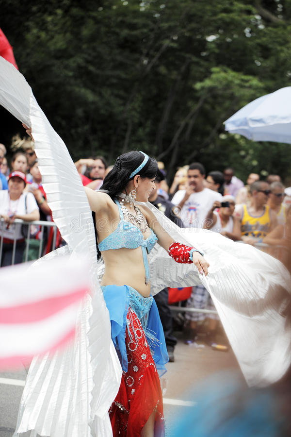 Download Puerto Rican Day Parade editorial photo. Image of national - 25333221