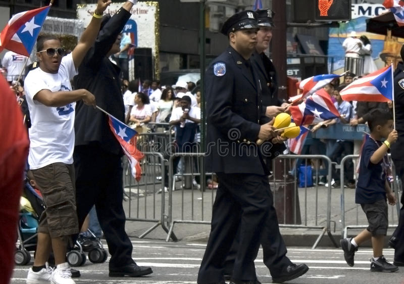 Download Puerto Rican Day Parade; NYC 2012 Editorial Photography - Image: 25217117