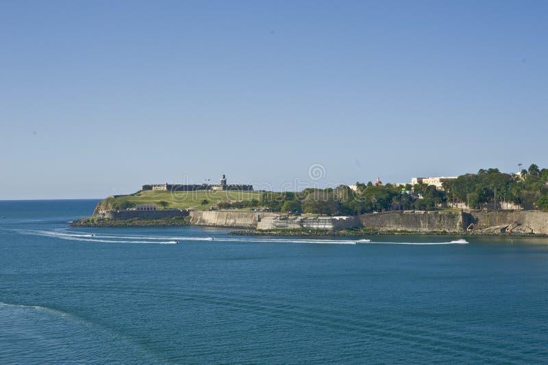 Puerto Rico imagen de archivo
