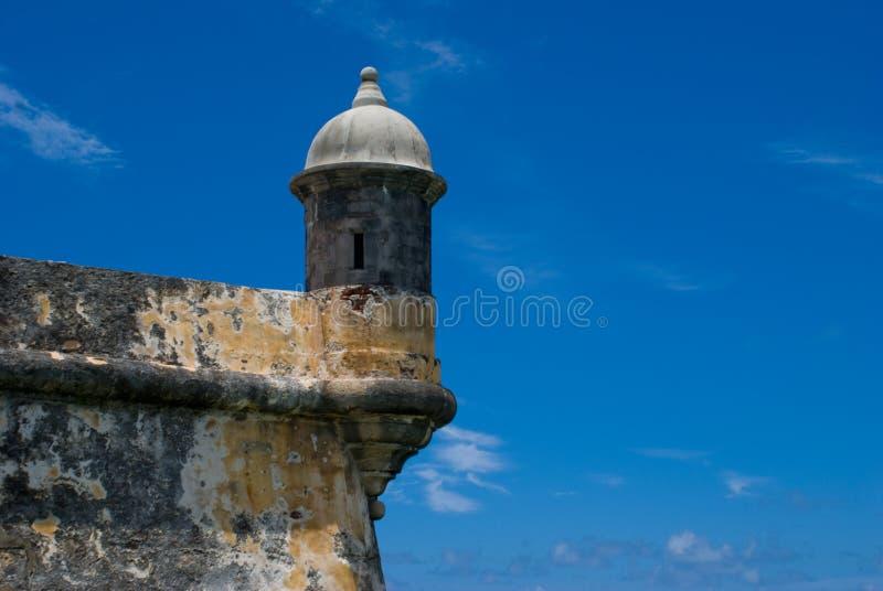 Download Puerto Rico -  Fort El Morro Stock Photo - Image of bartizan, fortress: 9827714