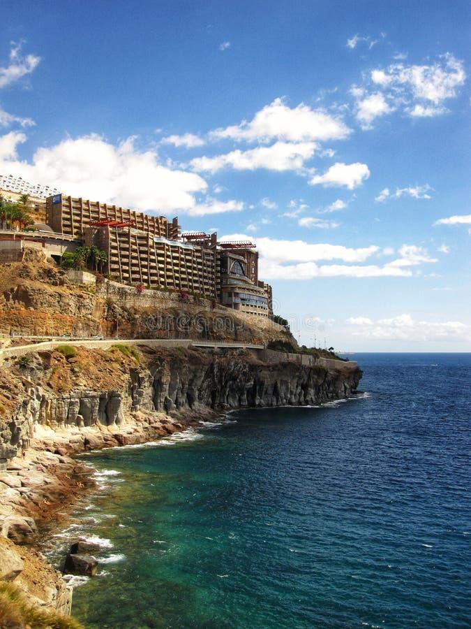 Puerto Rico Gran Canaria imagen de archivo