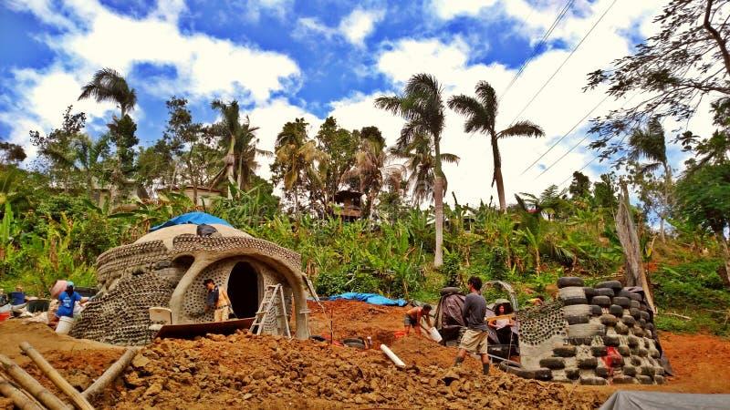 Puerto Rico Post Hurricane Maria foto de archivo libre de regalías