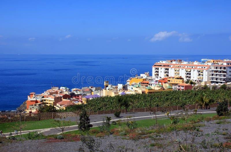 Puerto Santiago photos stock
