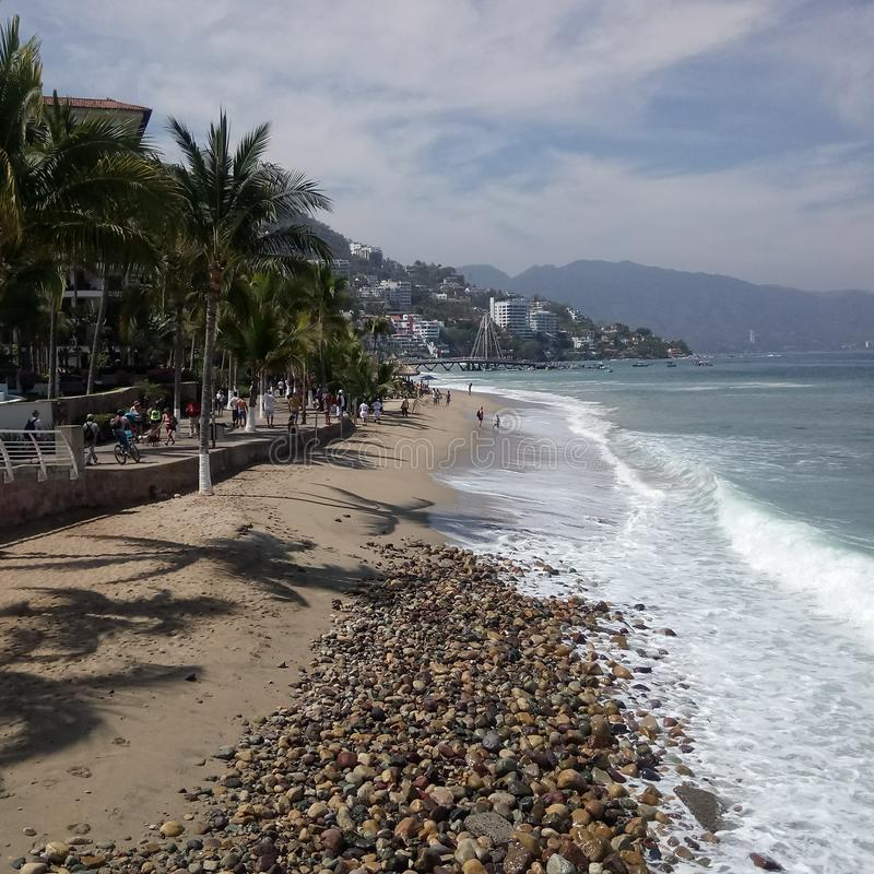 Puerto Vallarta 图库摄影