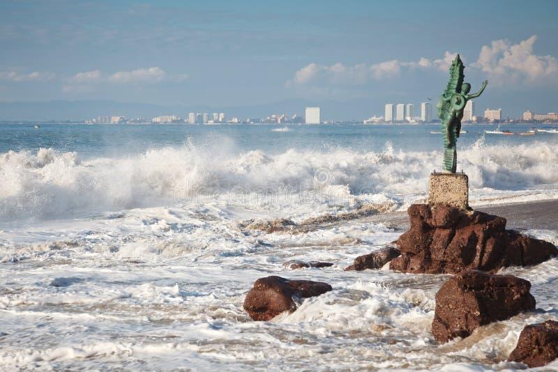 Puerto Vallarta imagens de stock royalty free