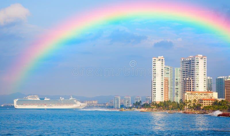 Puerto Vallarta immagini stock libere da diritti