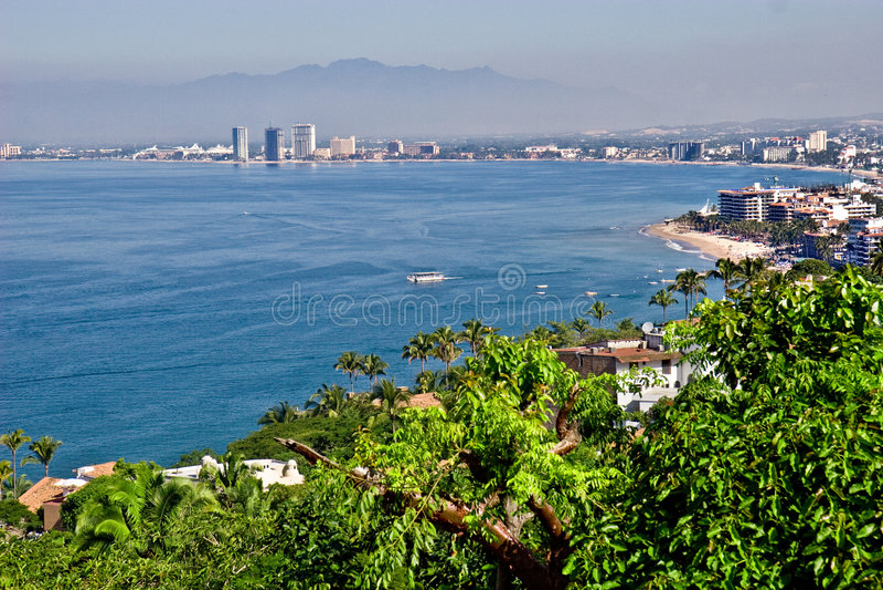 Download Puerto Vallarta De La Cumbre Imagen de archivo - Imagen de destinación, méxico: 7281199