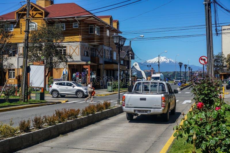 Puerto Varas, Chile foto de archivo libre de regalías