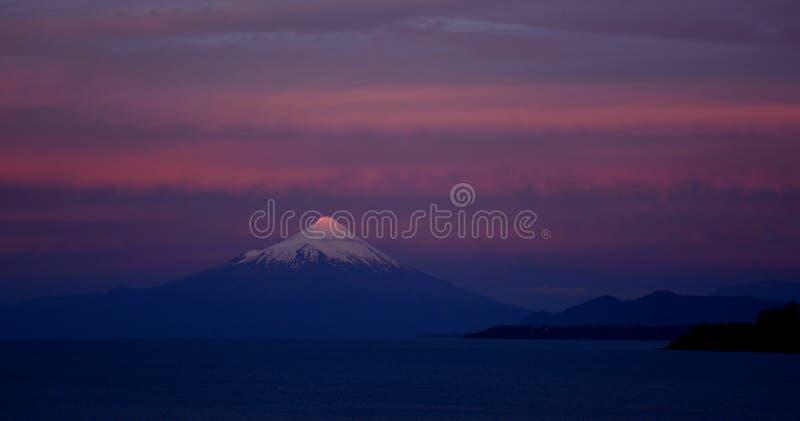Puerto Varas, o Chile fotos de stock royalty free