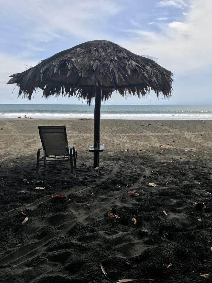 Puerto Viejo Costa Rica foto de stock