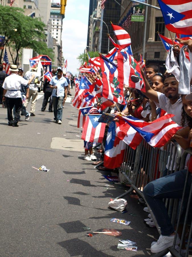 Puertor Rican Day Parade Editorial Photo