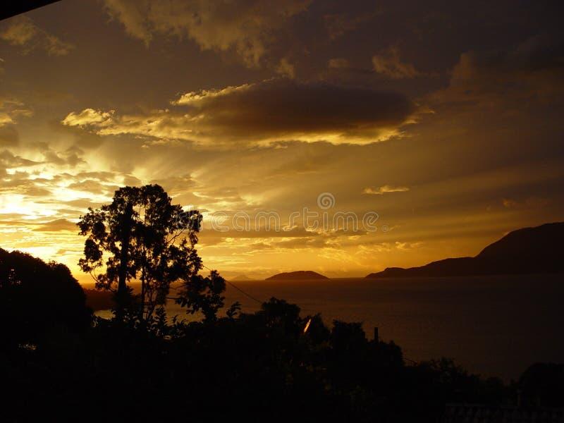 Download Puesta del sol foto de archivo. Imagen de maravilloso, cubo - 177882