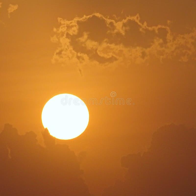 Puesta del sol 2 fotos de archivo libres de regalías