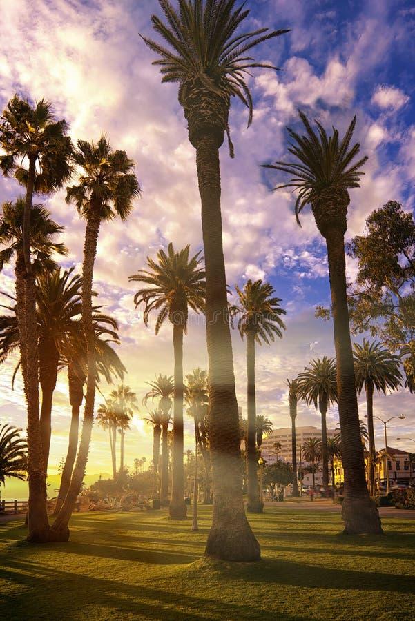 Download Puesta Del Sol De California Foto de archivo - Imagen de azul, coastline: 41910168
