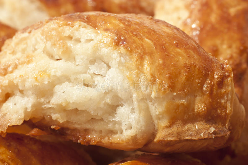 Puff Pastry Royalty Free Stock Image
