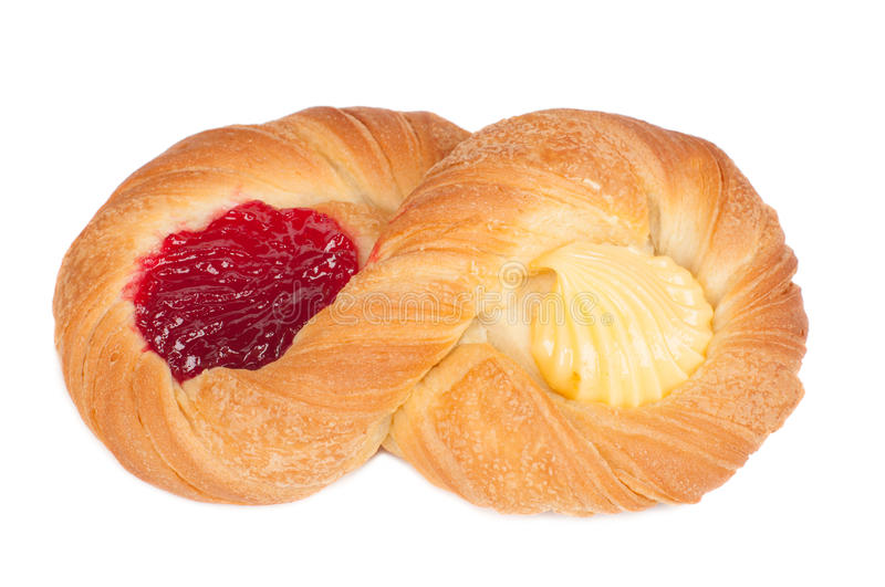 Puff pastry royalty free stock photography