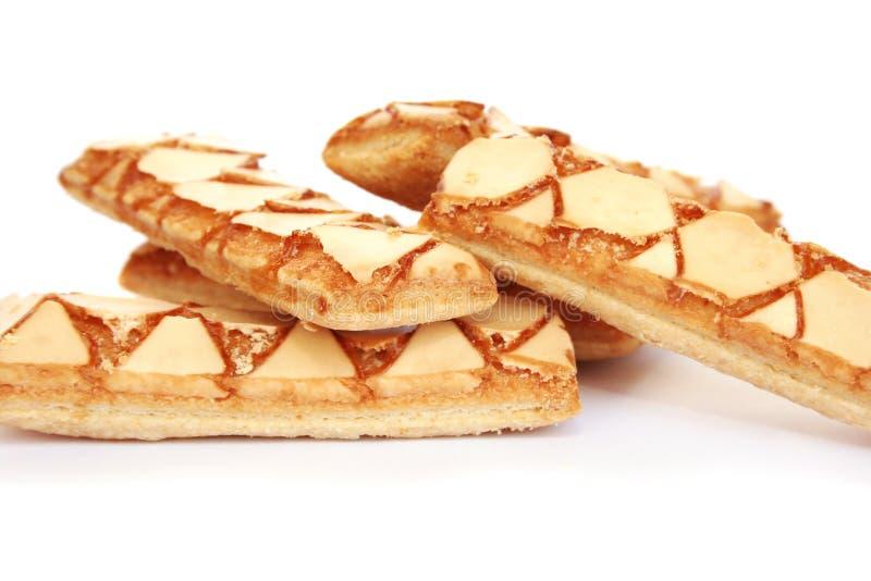 Puff pastry stock photo