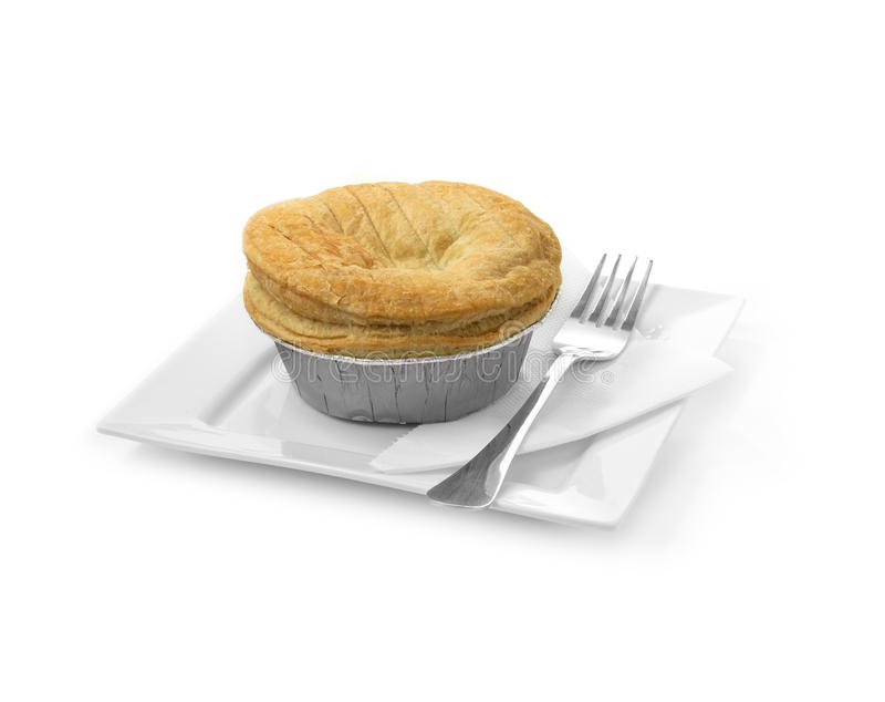 Download A Puff Pastry Pie 2 Stock Images - Image: 34490384